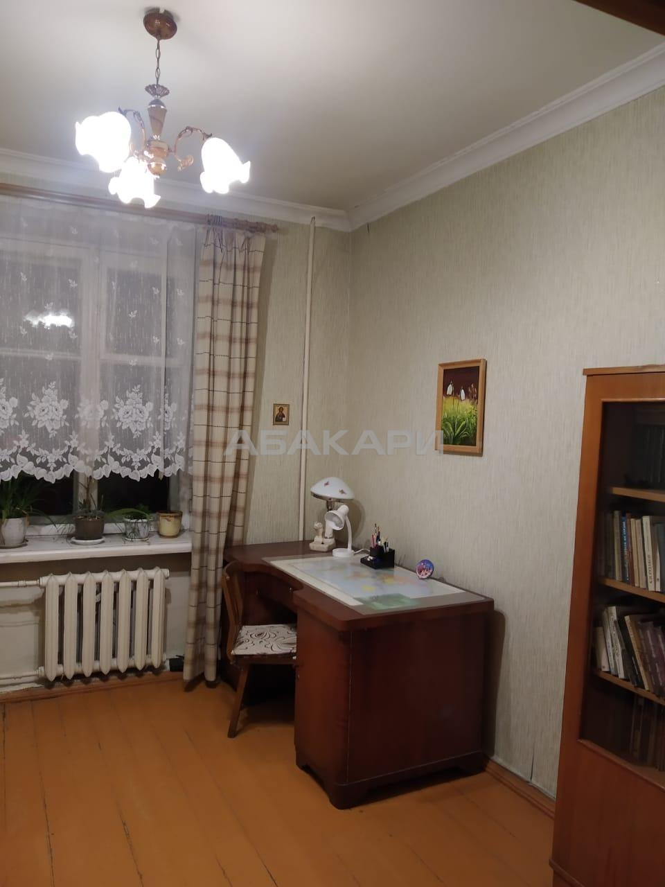 2к квартира 2-я Красногорская улица, 25 3/3 - 47кв | 23000 | аренда в Красноярске фото 4