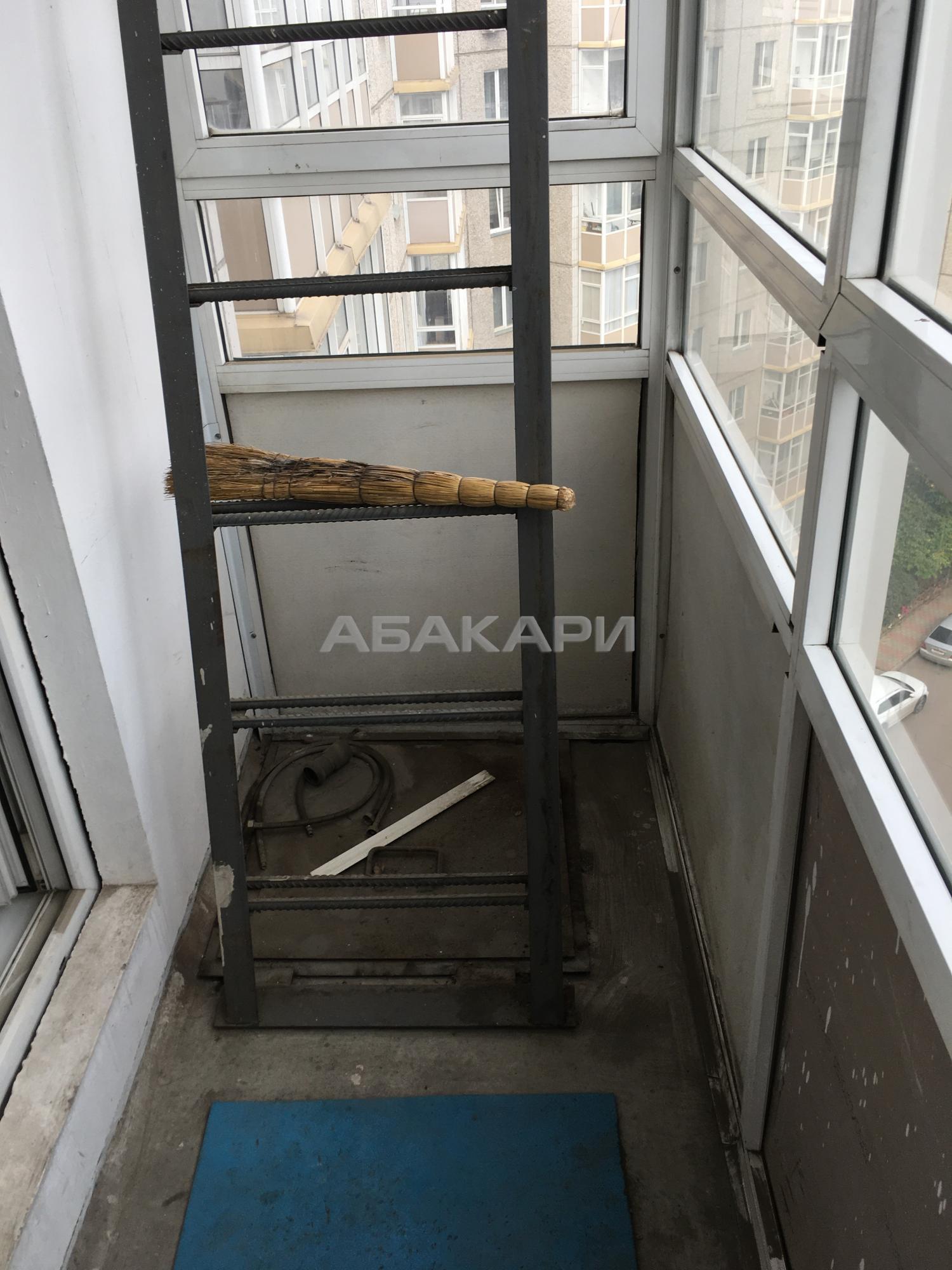 1к квартира улица Алексеева, 25 9/10 - 36кв | 17000 | аренда в Красноярске фото 12