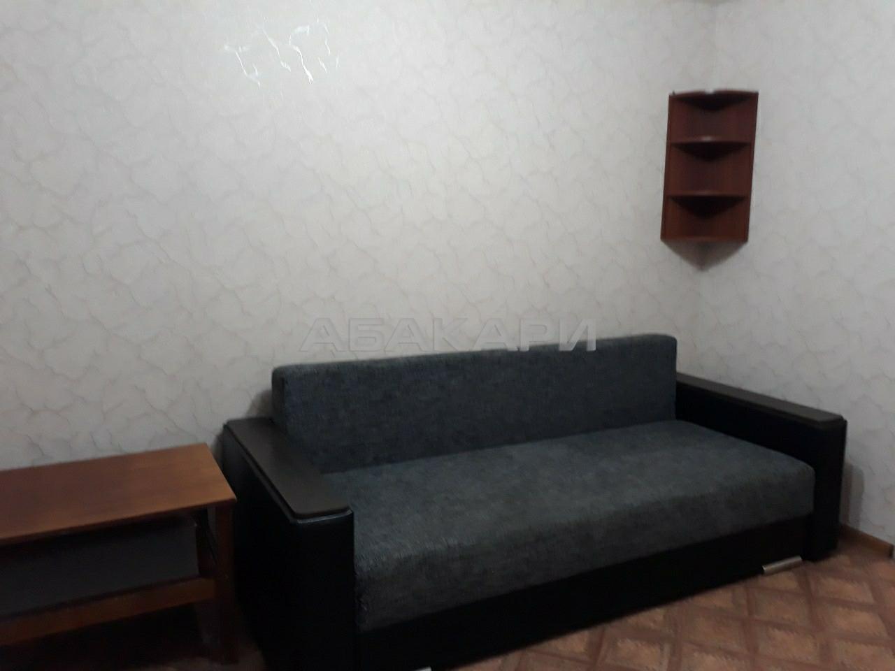 1к квартира улица Корнетова, 10 3/5 - 18кв   12000   аренда в Красноярске фото 4