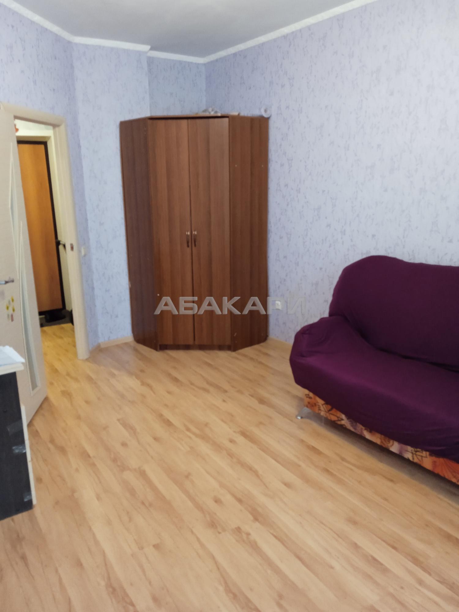 1к квартира улица Академика Киренского, 2И 8/17 - 35кв   15000   аренда в Красноярске фото 6