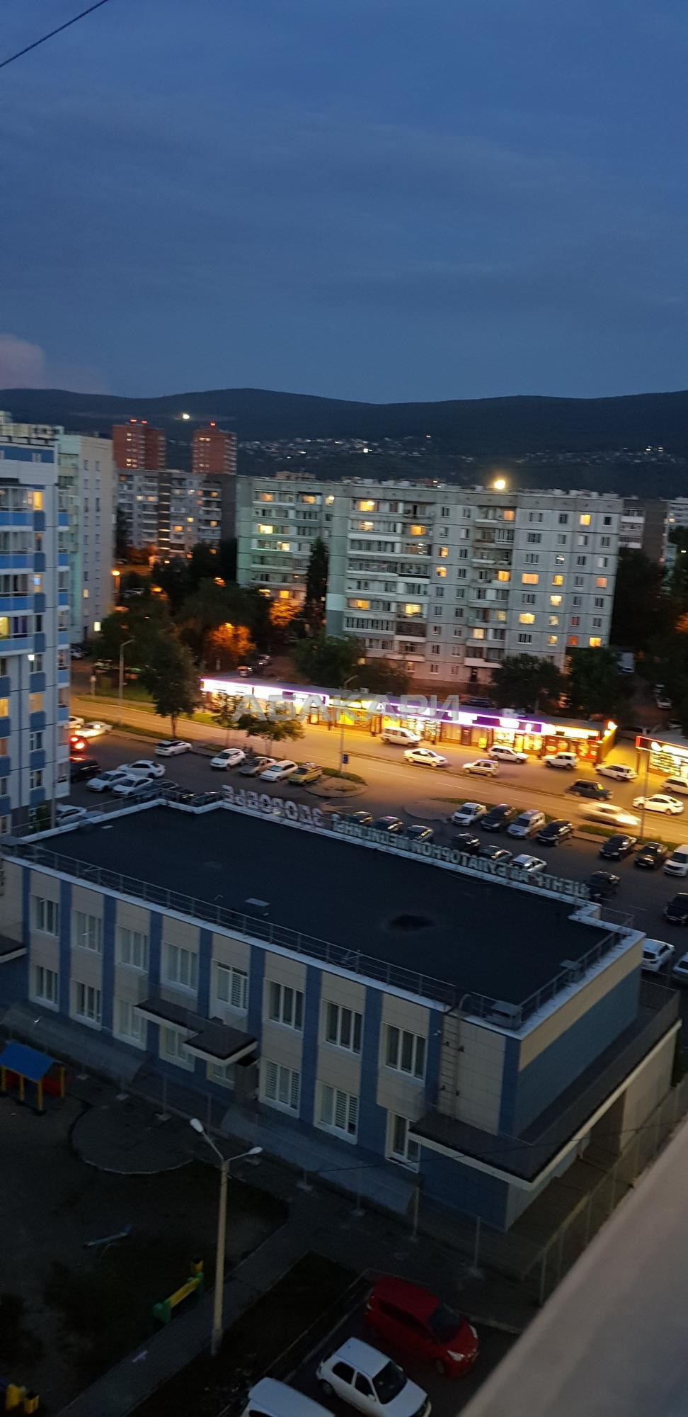 1к квартира улица Карамзина, 32 10/10 - 42кв | 18500 | аренда в Красноярске фото 2