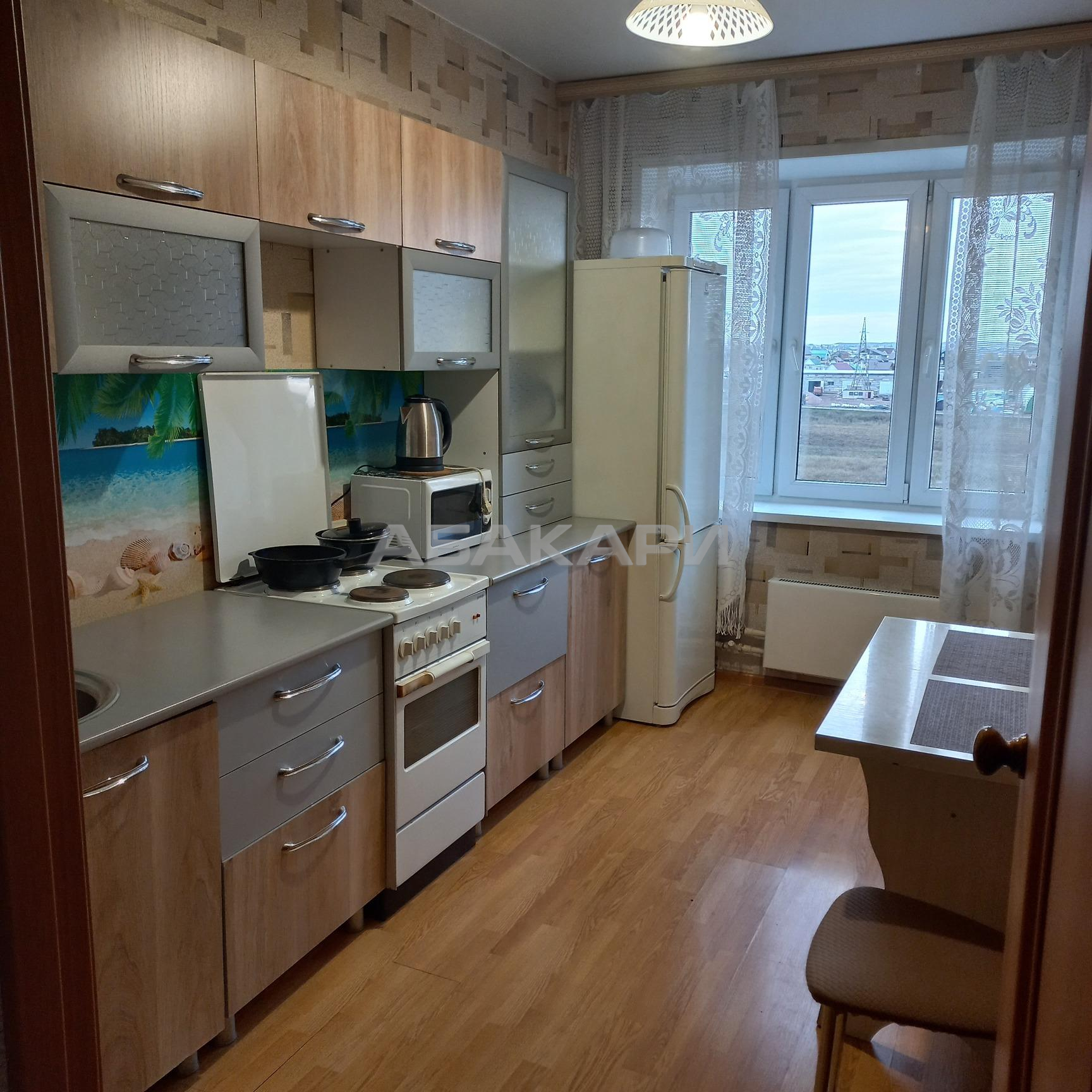 3к квартира Норильская улица, 38 7/16 - 74кв | 17000 | аренда в Красноярске фото 0