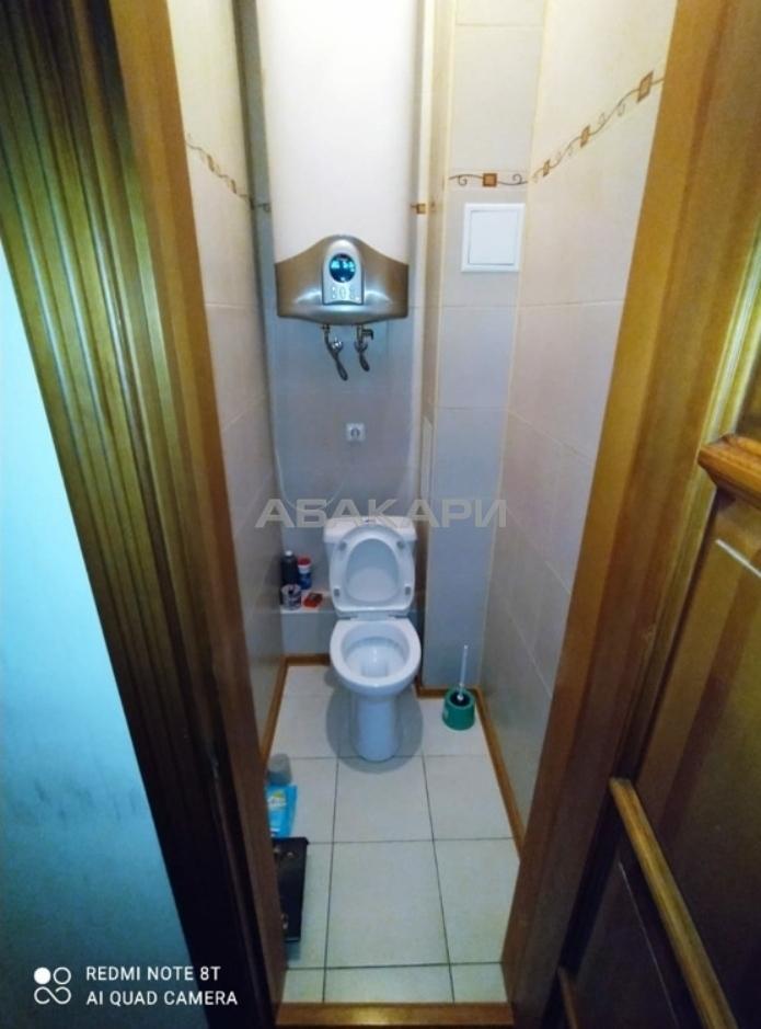 3к квартира улица Сурикова, 53 6/9 - 64кв   15000   аренда в Красноярске фото 19