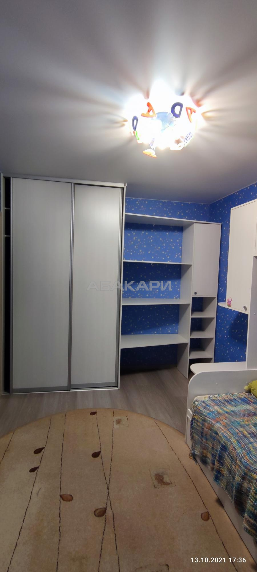 2к квартира проспект Металлургов, 55 а 8/10 - 60кв   30000   аренда в Красноярске фото 6