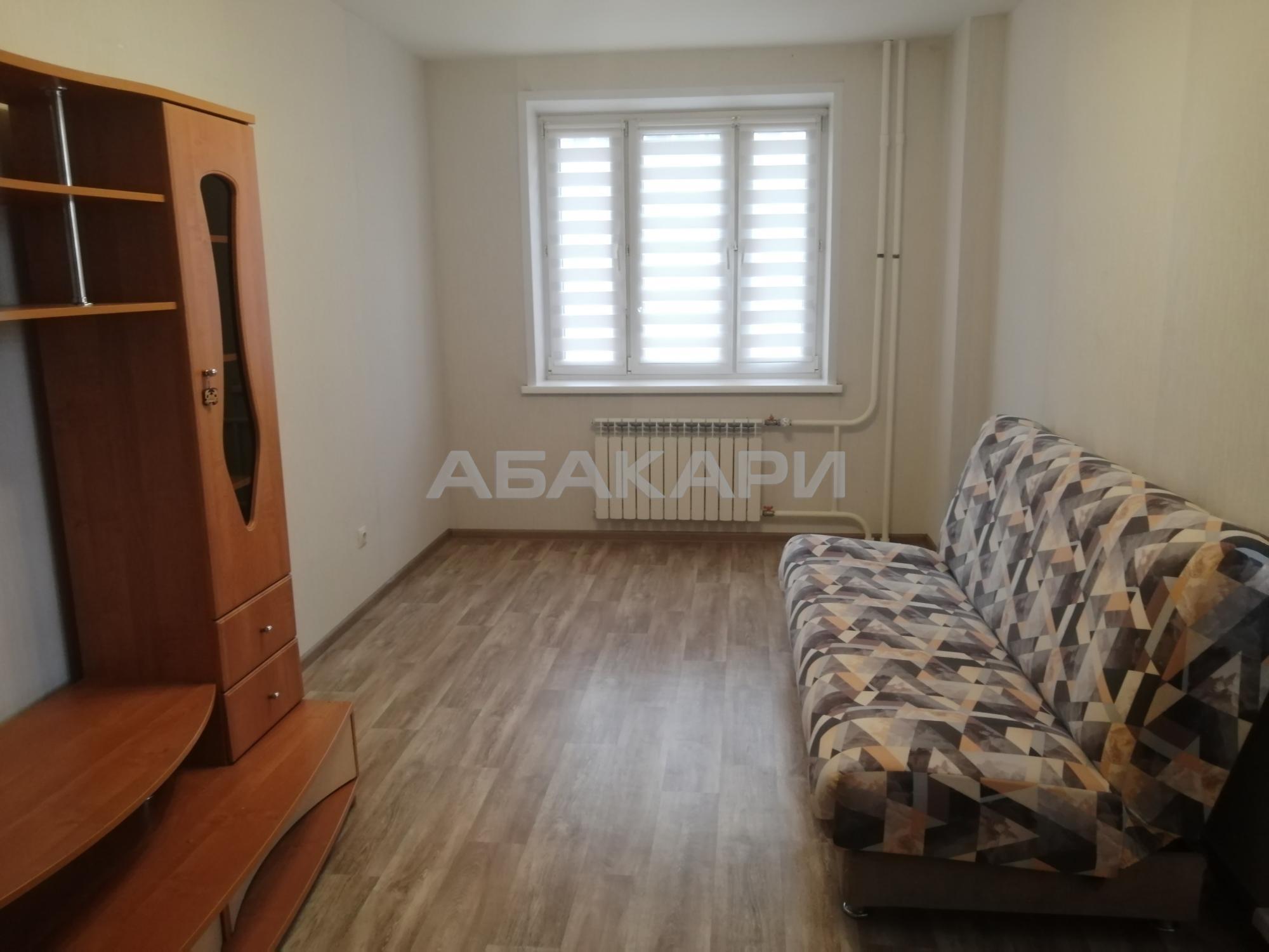 1к квартира улица Вильского, 18Д 5/25 - 38кв | 15000 | аренда в Красноярске фото 2