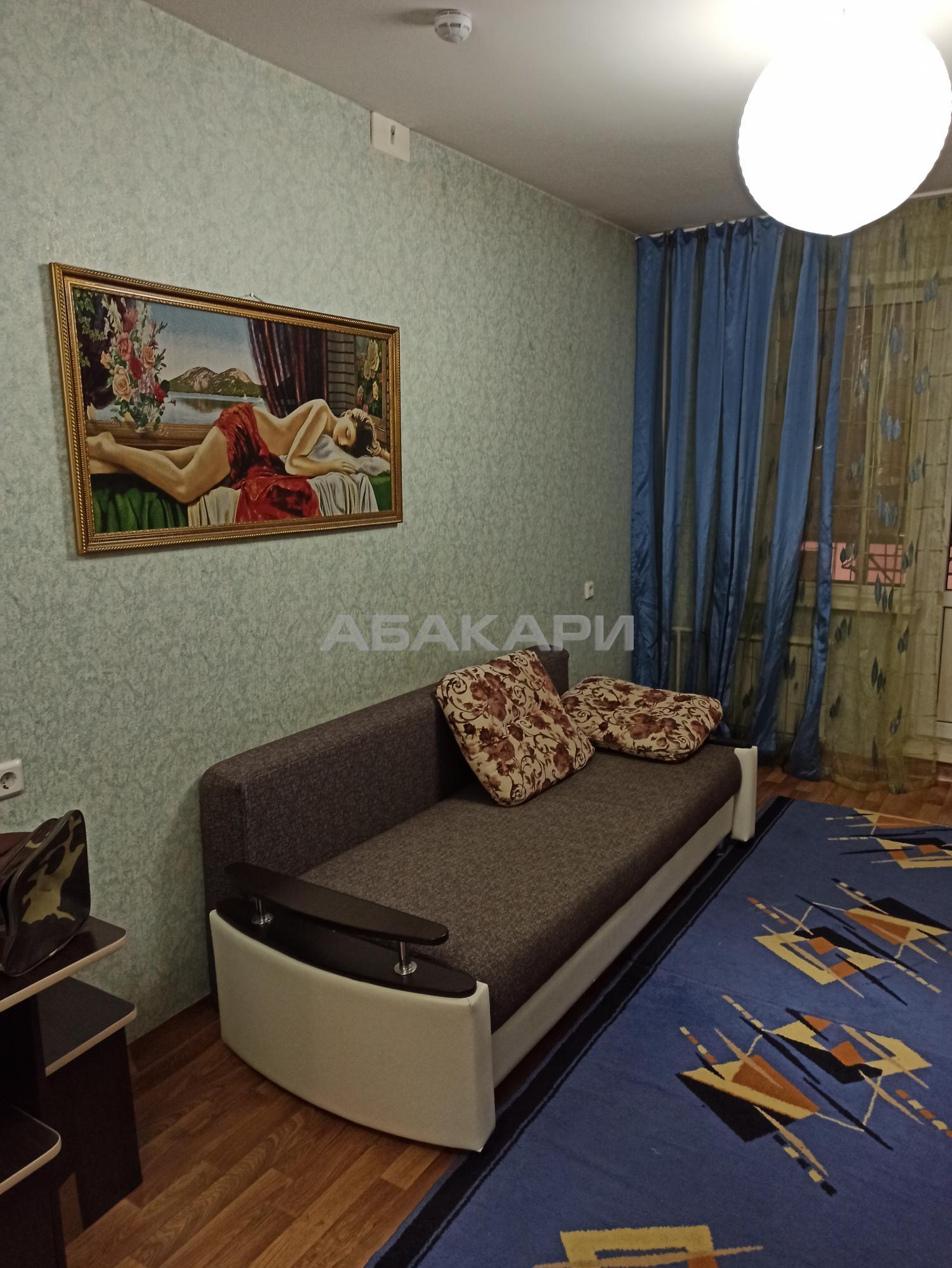 1к квартира улица Вильского, 28 4/16 - 22кв   13000   аренда в Красноярске фото 0
