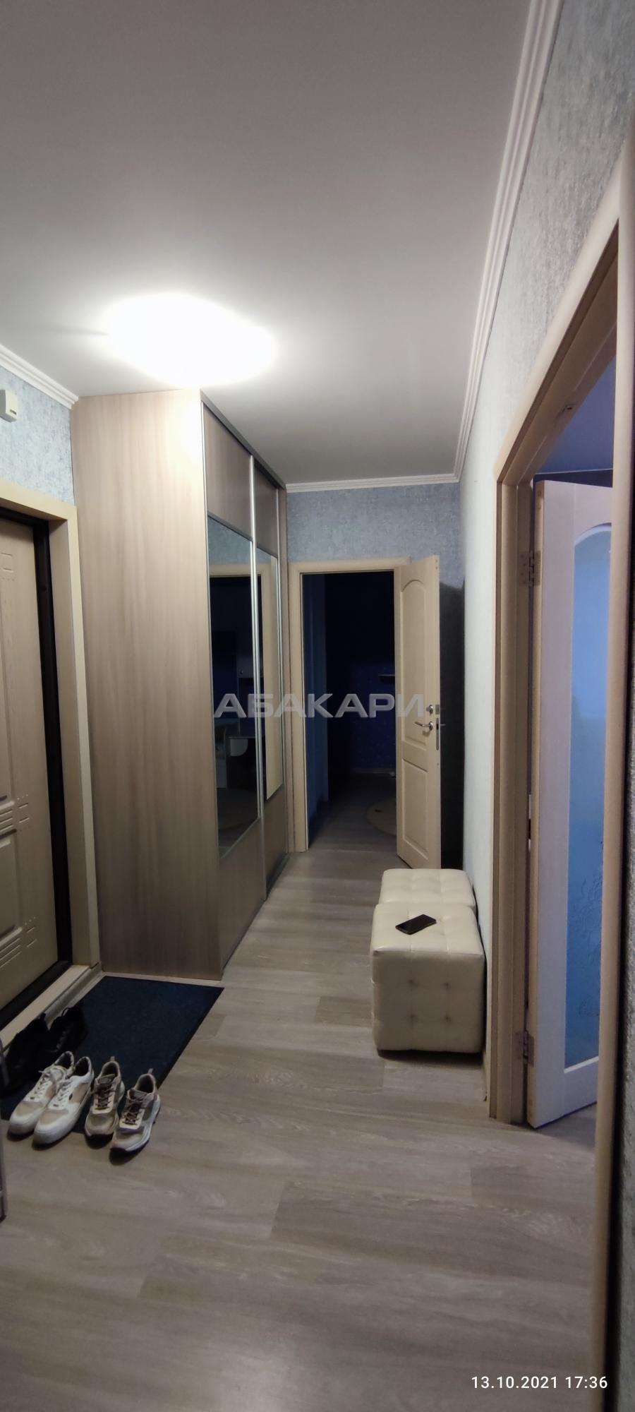 2к квартира проспект Металлургов, 55 а 8/10 - 60кв   30000   аренда в Красноярске фото 12