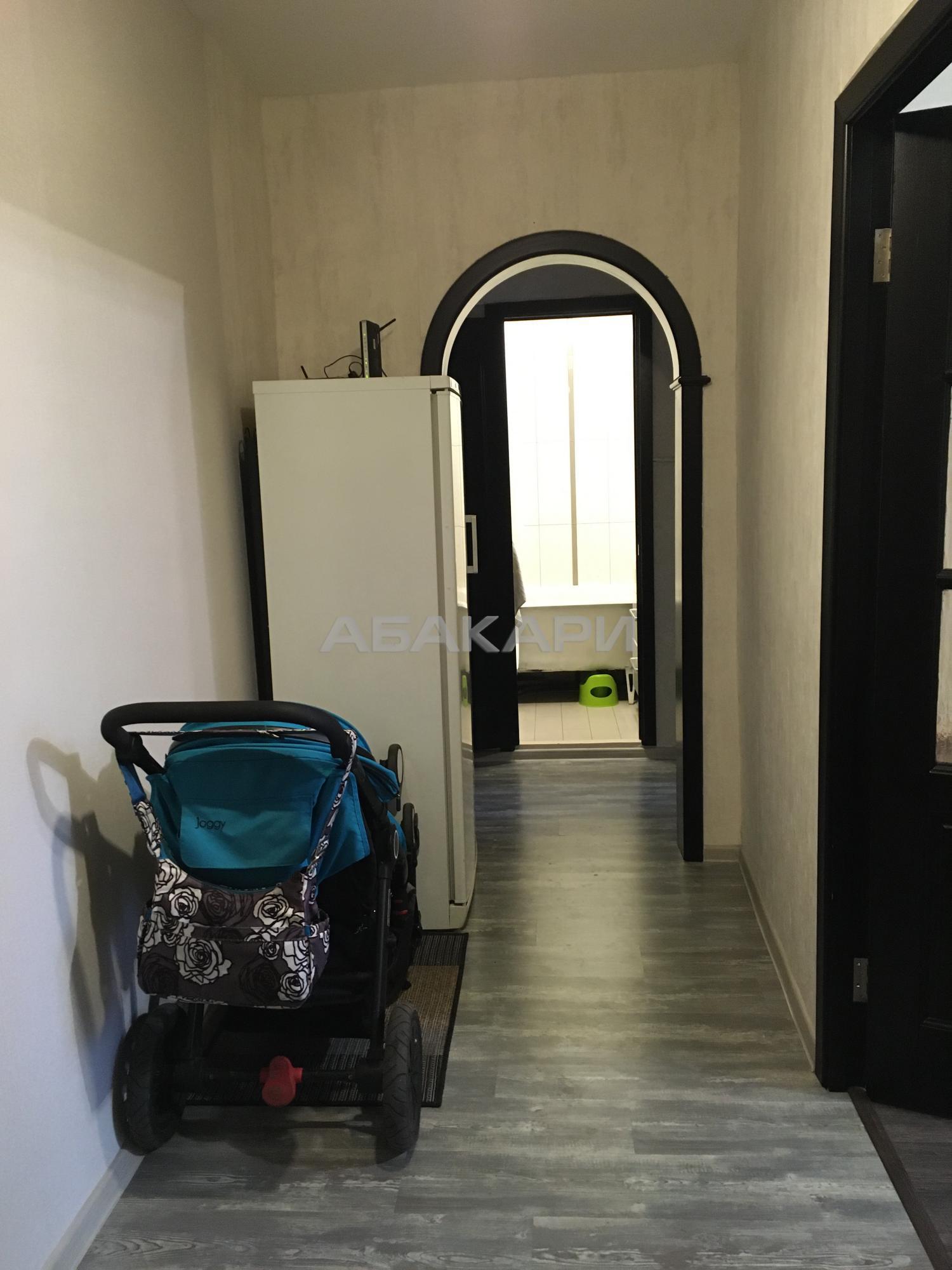 3к квартира улица 78-й Добровольческой Бригады, 3 4/10 - 65кв   40000   аренда в Красноярске фото 2