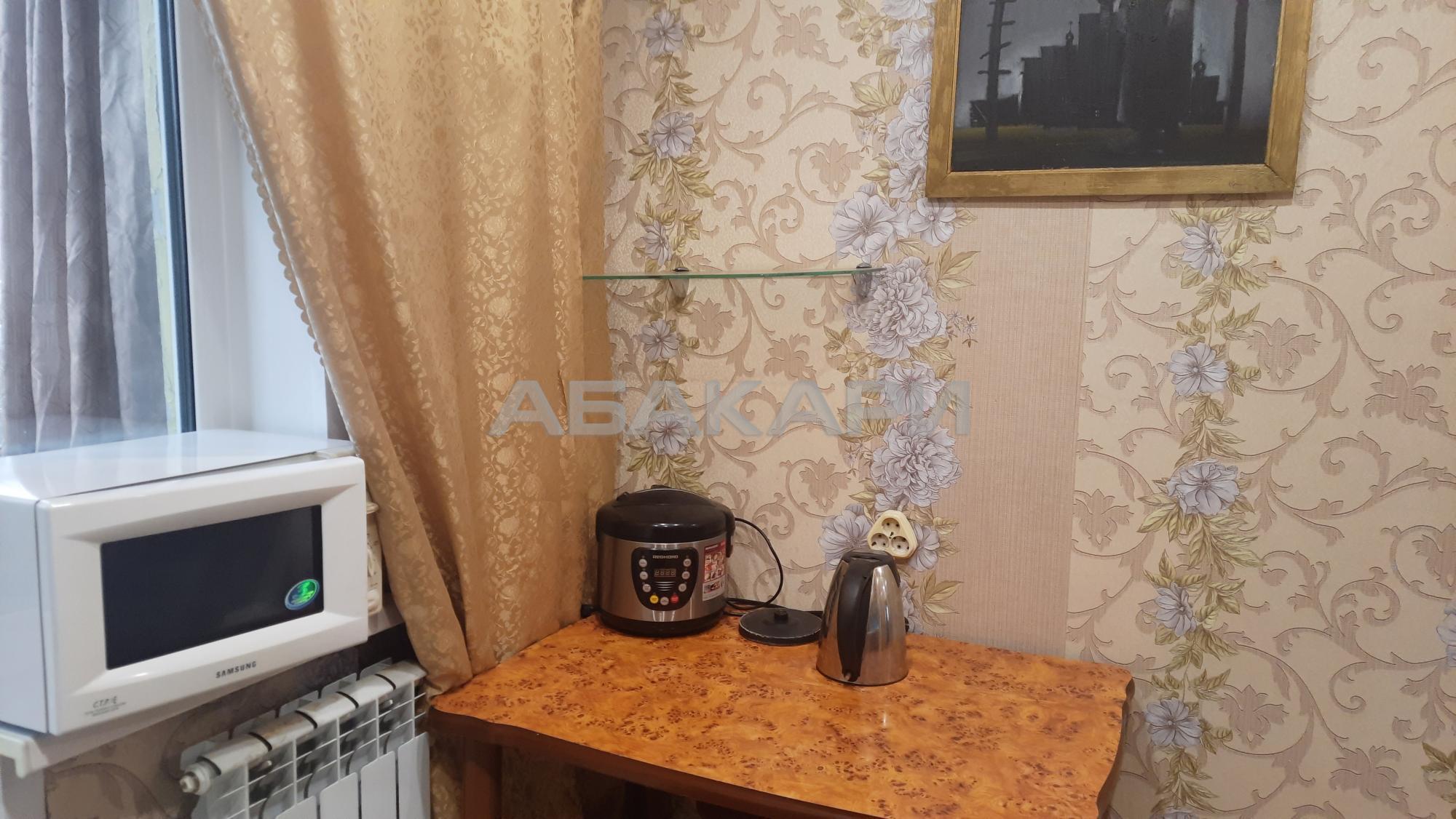 1к квартира улица Щорса, 48А 5/9 - 36кв | 20000 | аренда в Красноярске фото 4