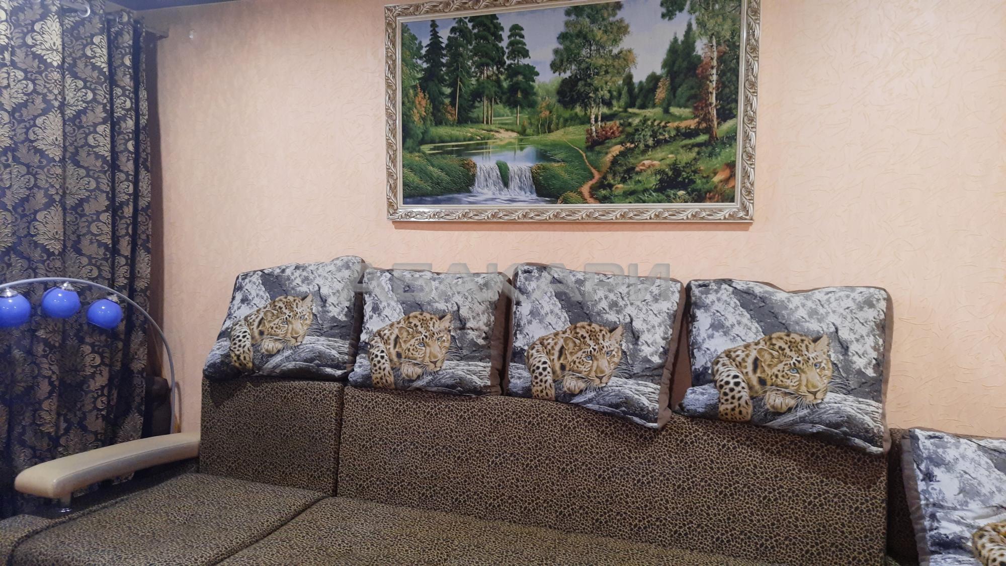 1к квартира улица Щорса, 48А 5/9 - 36кв | 20000 | аренда в Красноярске фото 1