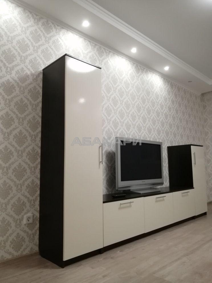 1к квартира улица Ады Лебедевой, 64 7/17 - 40кв | 12000 | аренда в Красноярске фото 8