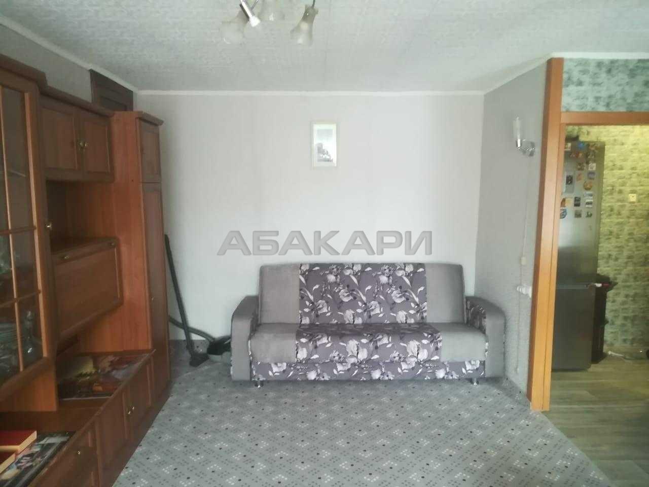 1к квартира 2-я Хабаровская улица, 10 4/5 - 35кв   16000   аренда в Красноярске фото 1