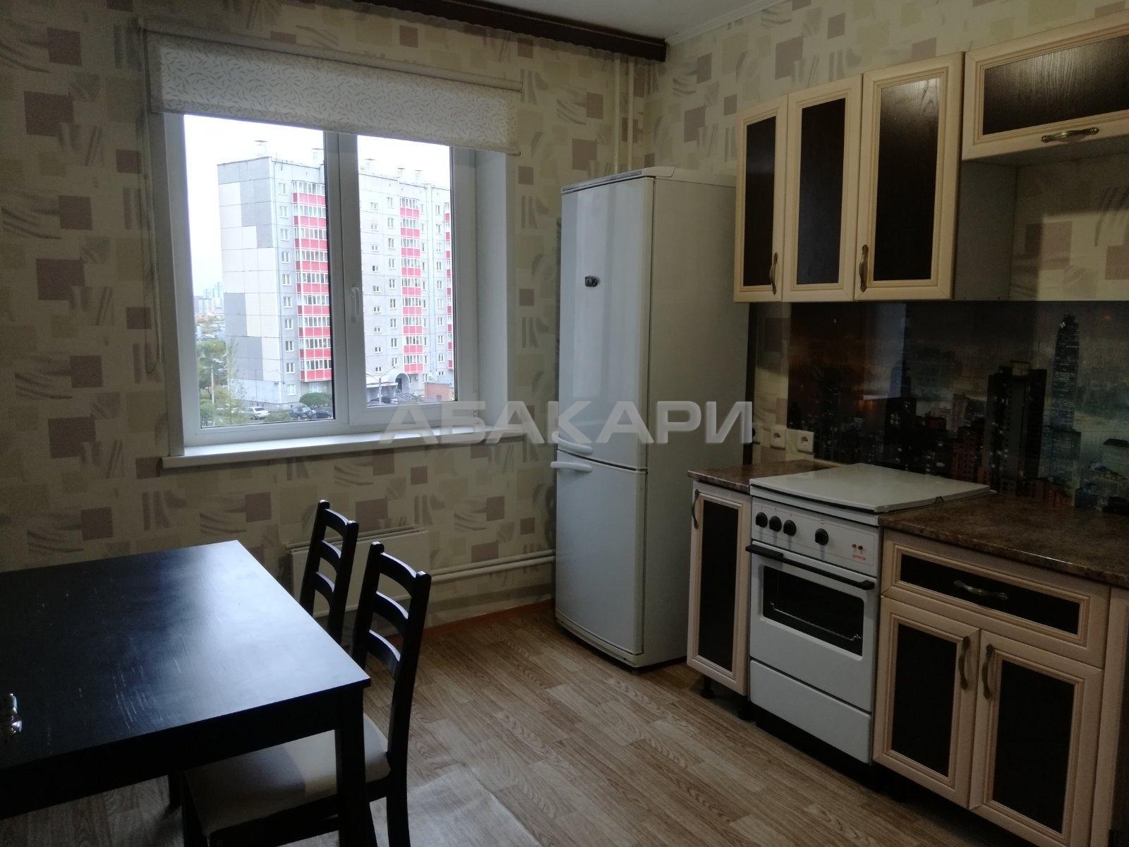 1к квартира улица Ястынская, д. 5 5/9 - 42кв | 20000 | аренда в Красноярске фото 5