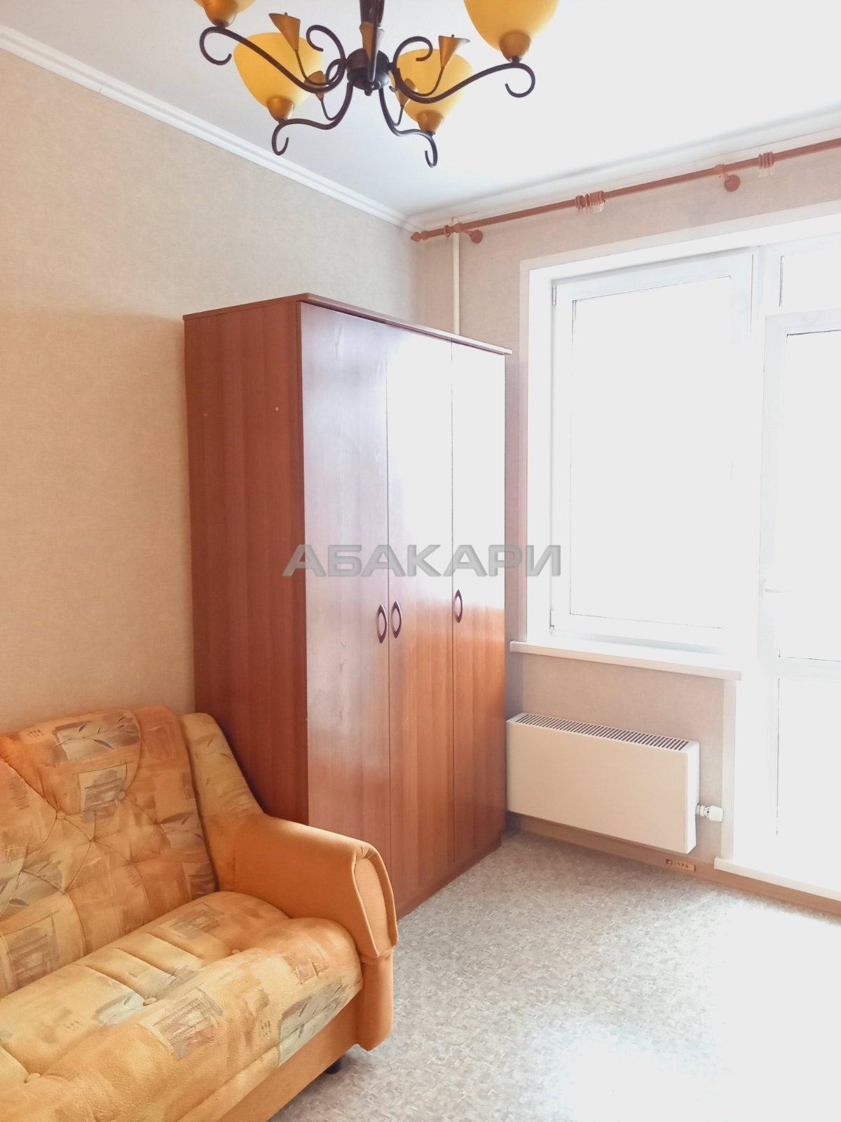 2к квартира улица Лесников, 23 13/16 - 34кв | 16000 | аренда в Красноярске фото 4