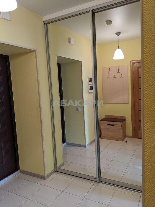 1к квартира улица Молокова, 64 2/10 - 40кв | 14000 | аренда в Красноярске фото 6