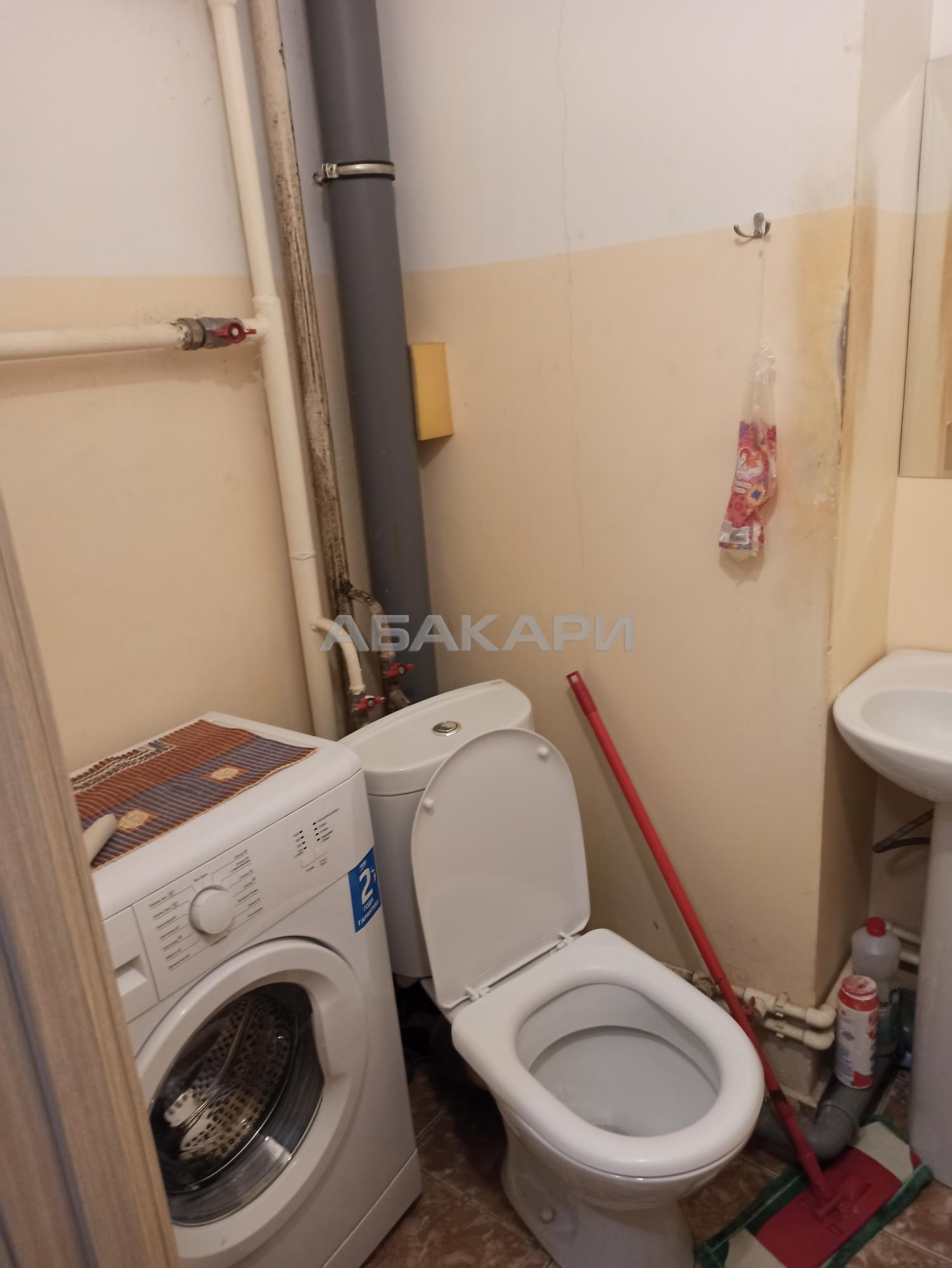 1к квартира улица Вильского, 28 4/16 - 22кв   13000   аренда в Красноярске фото 5