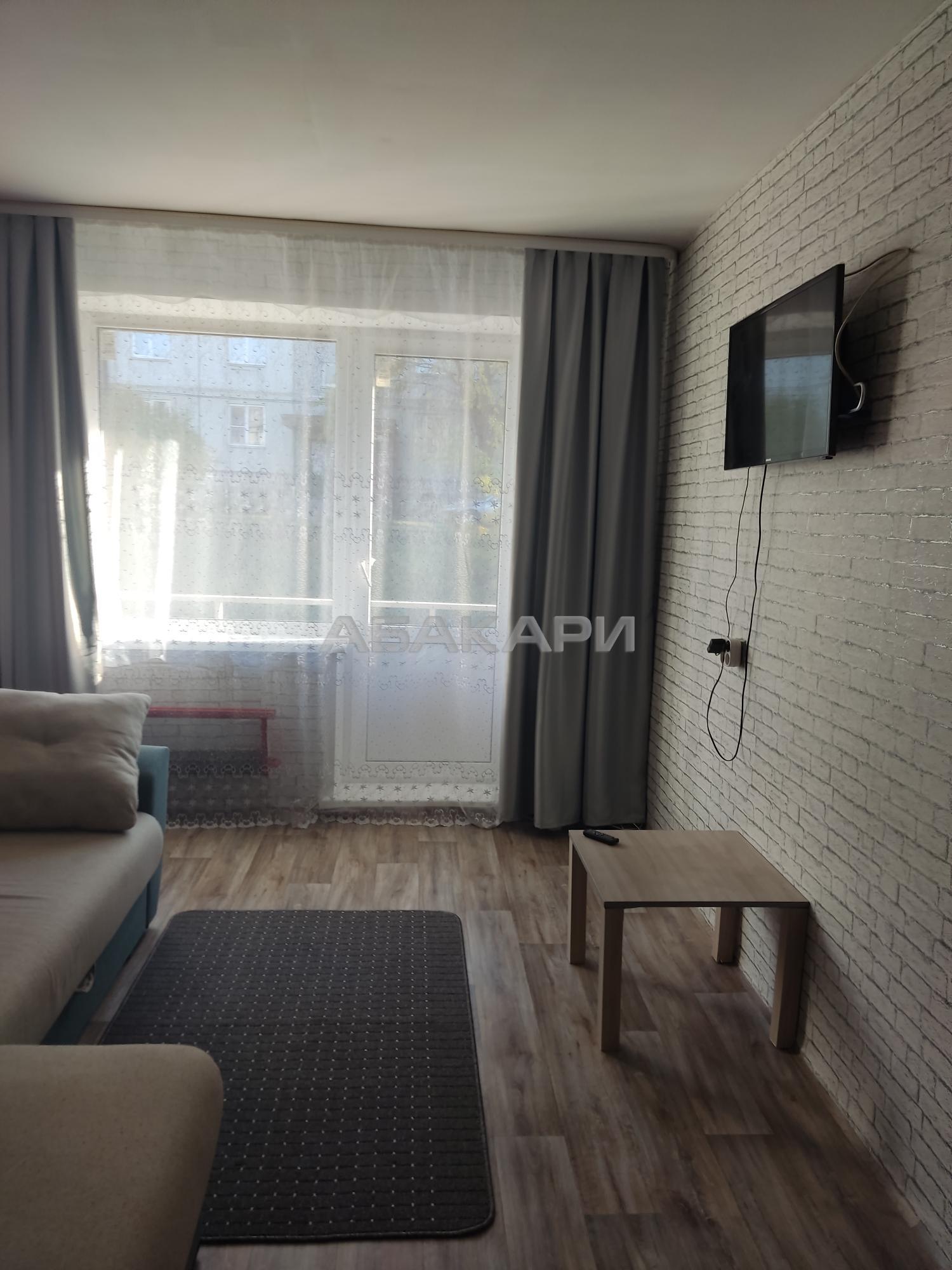 1к квартира улица Алёши Тимошенкова, 74 3/5 - 35кв   13000   аренда в Красноярске фото 7
