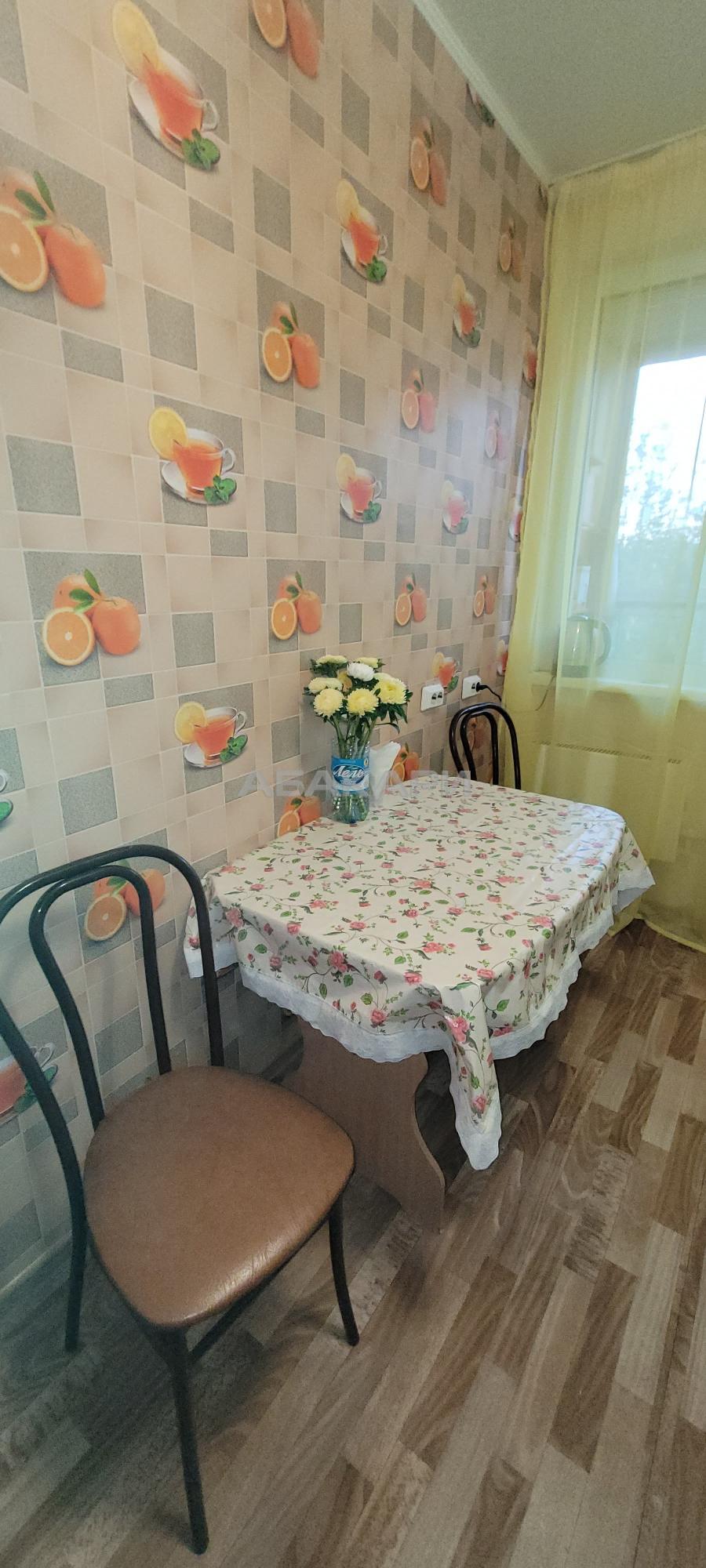 2к квартира Паровозная улица, 5А 3/10 - 50кв   20000   аренда в Красноярске фото 7