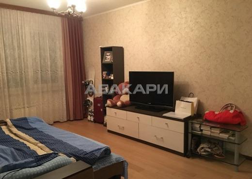 1к квартира улица Робеспьера, 25 2/5 - 34кв | 11000 | аренда в Красноярске фото 0