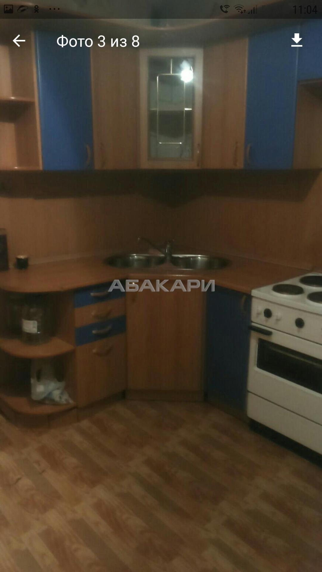 2к квартира улица Ладо Кецховели, 35 2/9 - 56кв | 19000 | аренда в Красноярске фото 2
