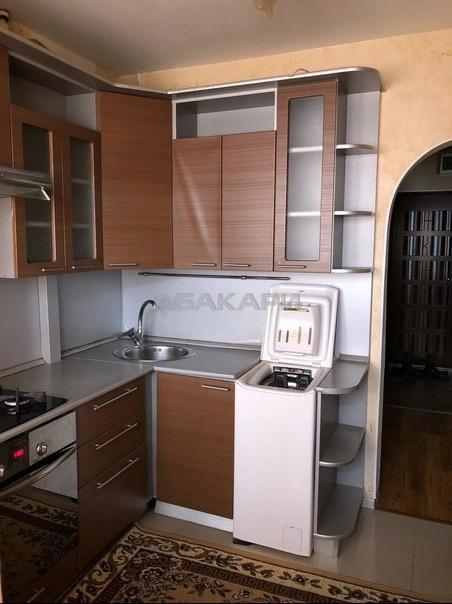 1к квартира улица Ладо Кецховели, 95 3/5 - 35кв | 11000 | аренда в Красноярске фото 0