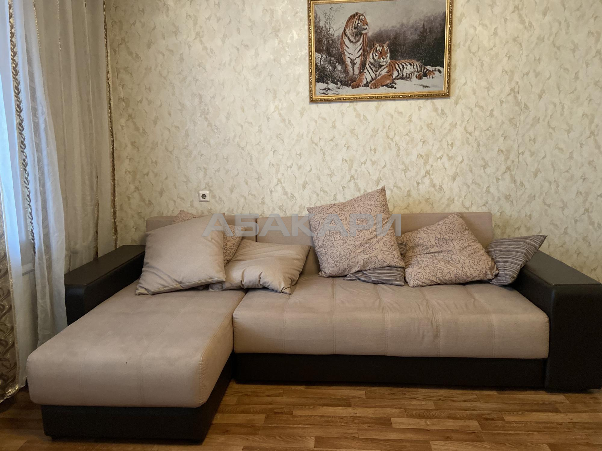 2к квартира улица 9 Мая, 49 4/10 - 70кв | 27000 | аренда в Красноярске фото 4