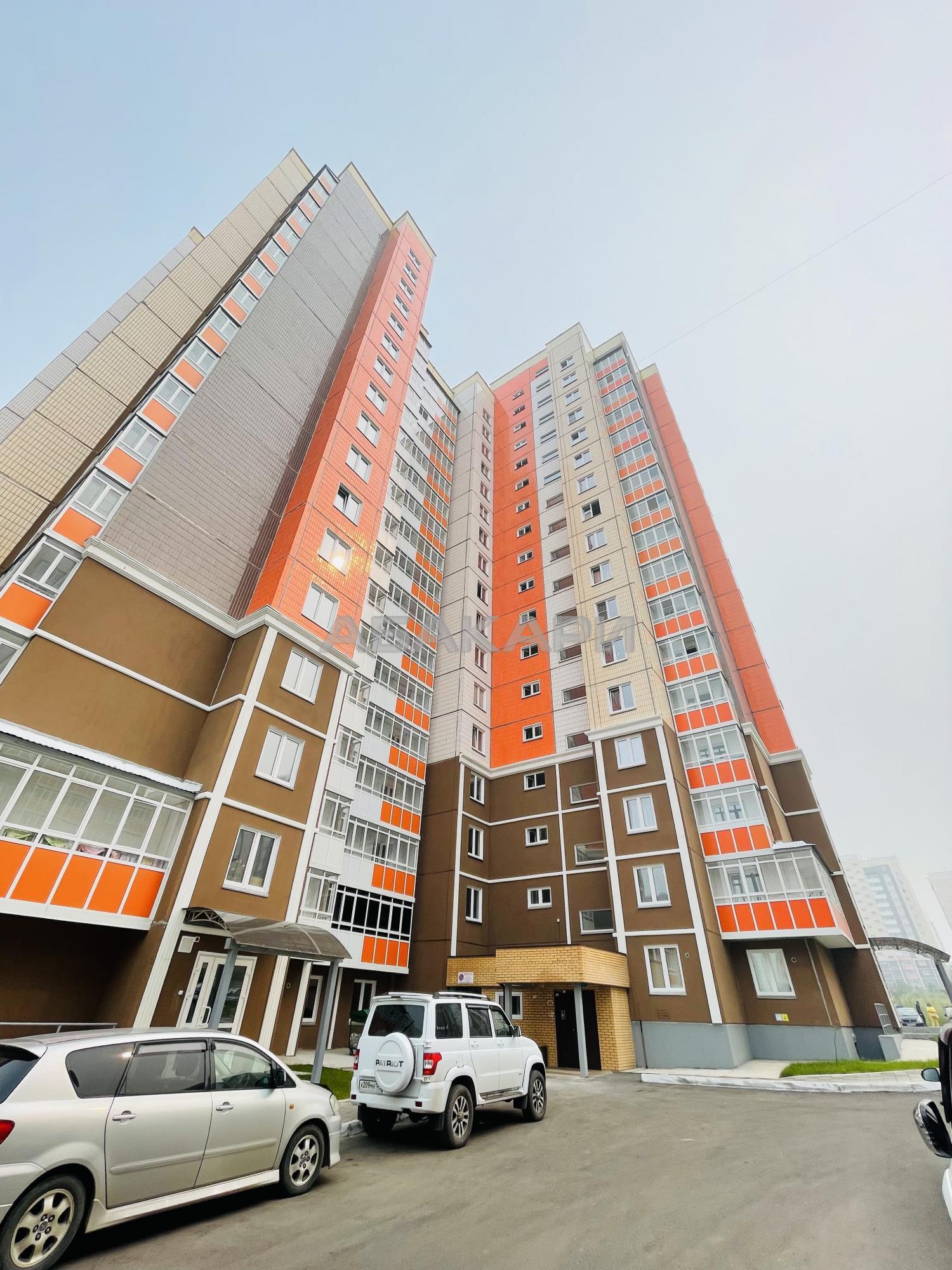 1к квартира улица Чернышевского, 120А 6/12 - 44кв   25000   аренда в Красноярске фото 8