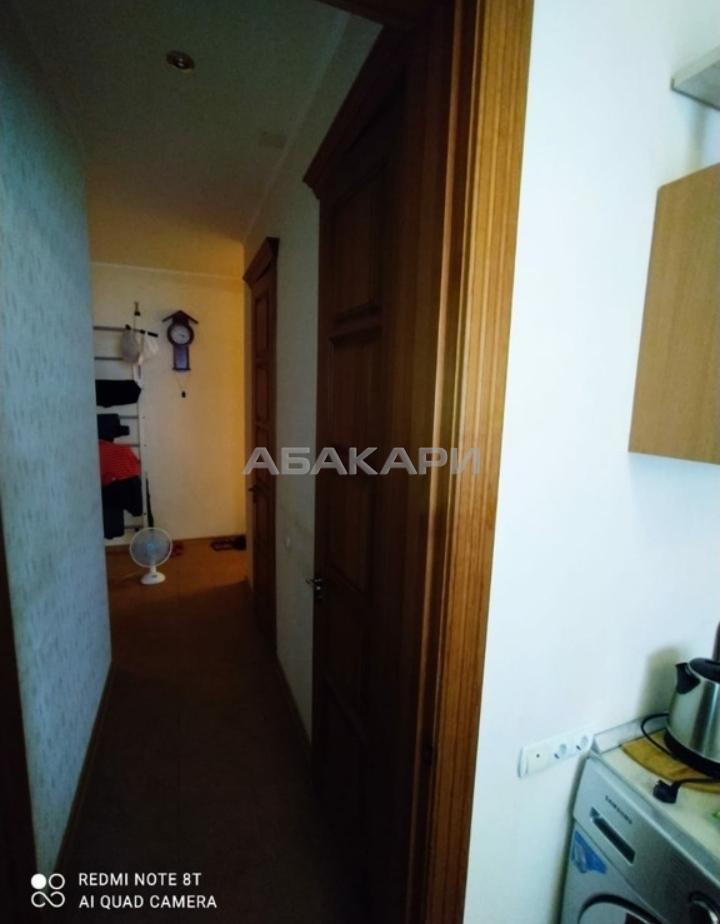 3к квартира улица Сурикова, 53 6/9 - 64кв   15000   аренда в Красноярске фото 12