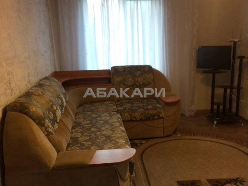 1к квартира улица Кирова, 2 3/5 - 31кв | 15000 | аренда в Красноярске фото 0
