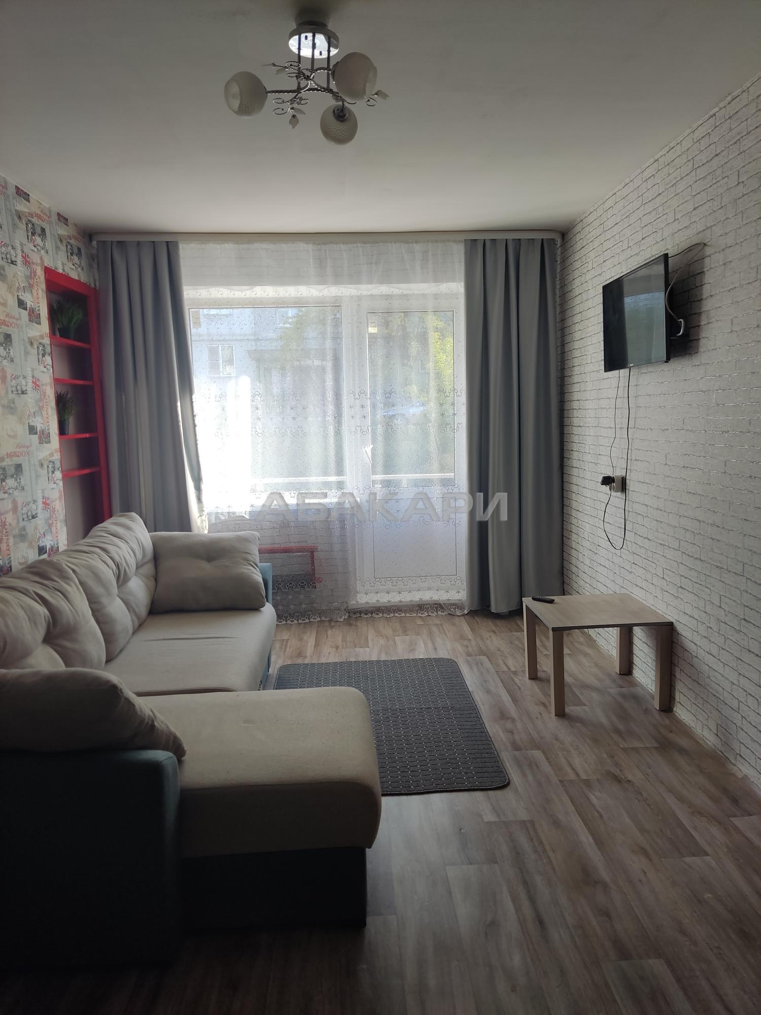 1к квартира улица Алёши Тимошенкова, 74 3/5 - 35кв   13000   аренда в Красноярске фото 1