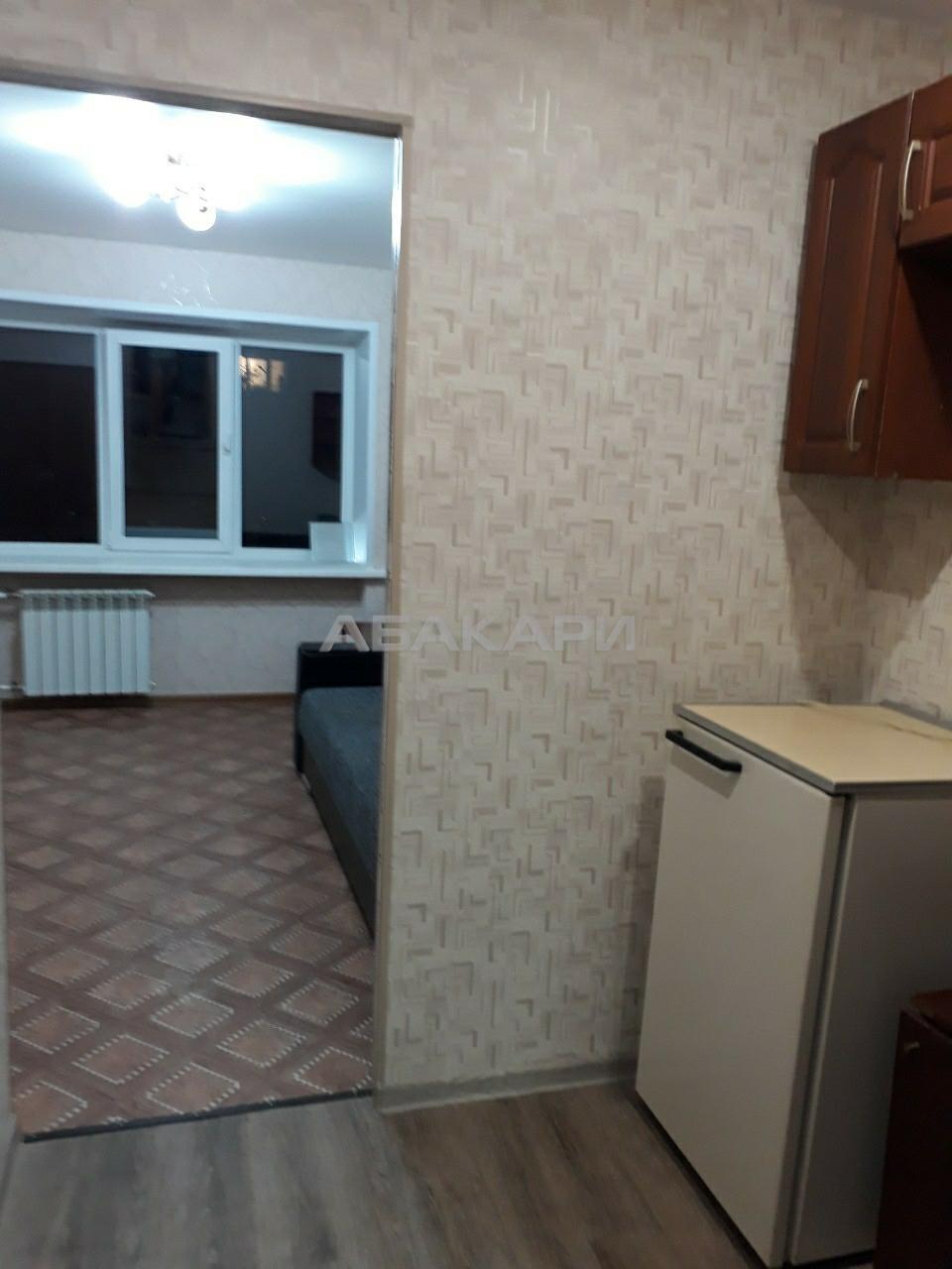 1к квартира улица Корнетова, 10 3/5 - 18кв   12000   аренда в Красноярске фото 7