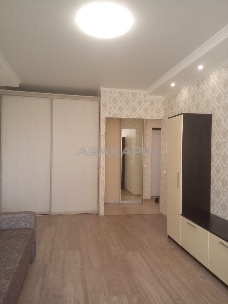 1к квартира улица Ады Лебедевой, 64 7/17 - 40кв | 12000 | аренда в Красноярске фото 1