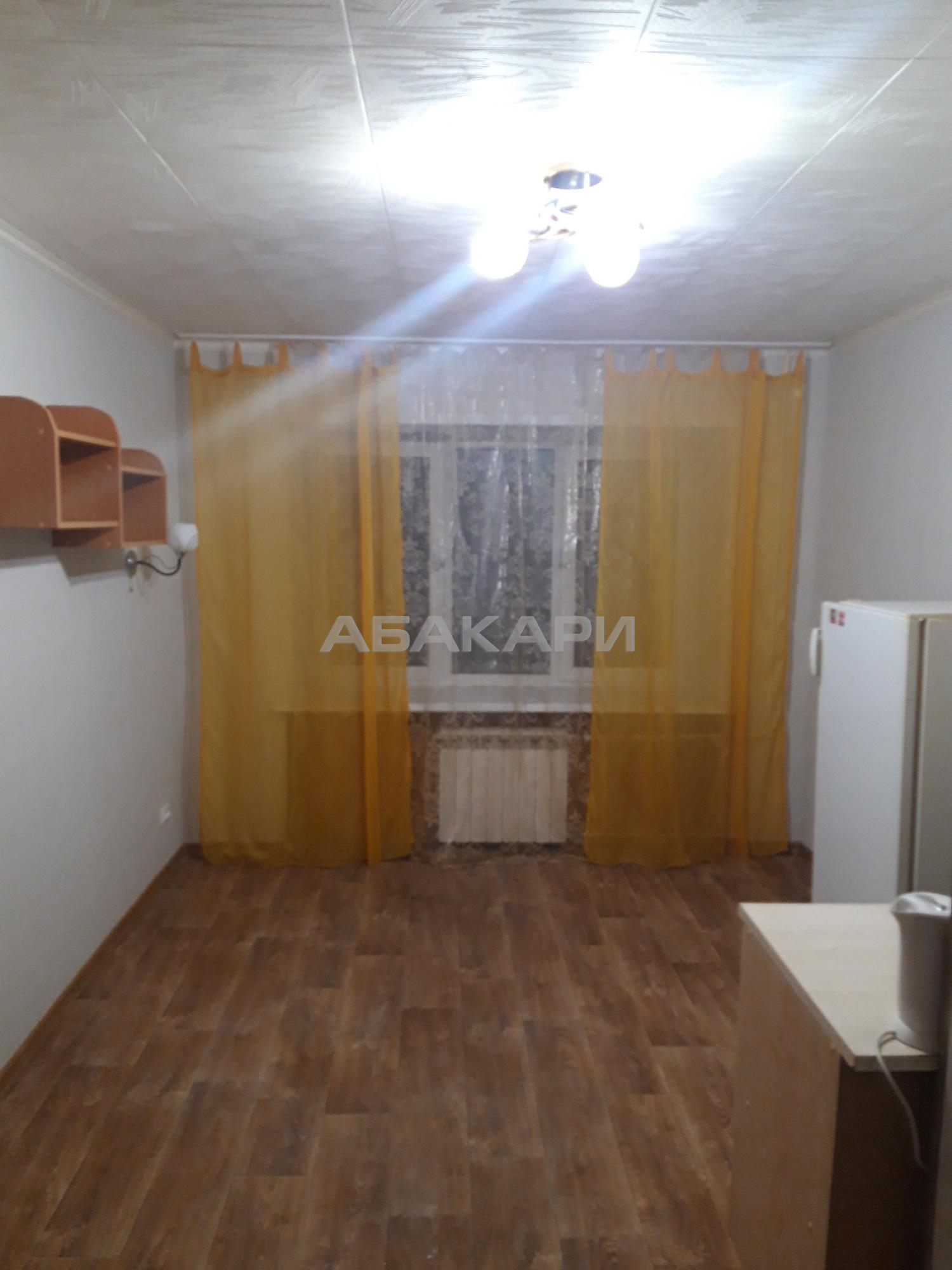 1к квартира улица Корнетова, 6 2/5 - 18кв | 11000 | аренда в Красноярске фото 0