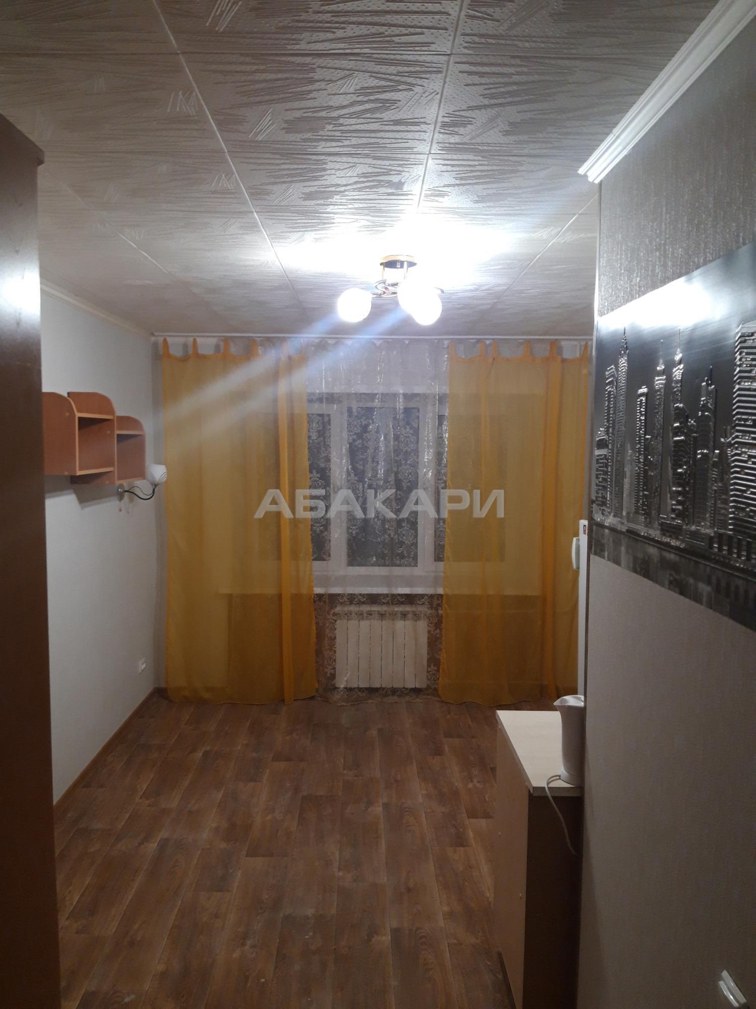 1к квартира улица Корнетова, 6 2/5 - 18кв | 11000 | аренда в Красноярске фото 1