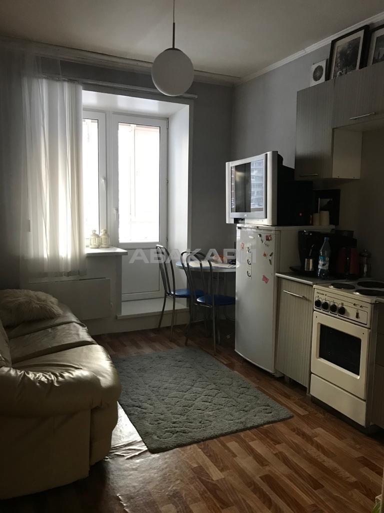 1к квартира Иннокентьевский, 6-ой микрорайон, улица Молокова, 8 2/10 - 42кв | 14700 | аренда в Красноярске фото 0