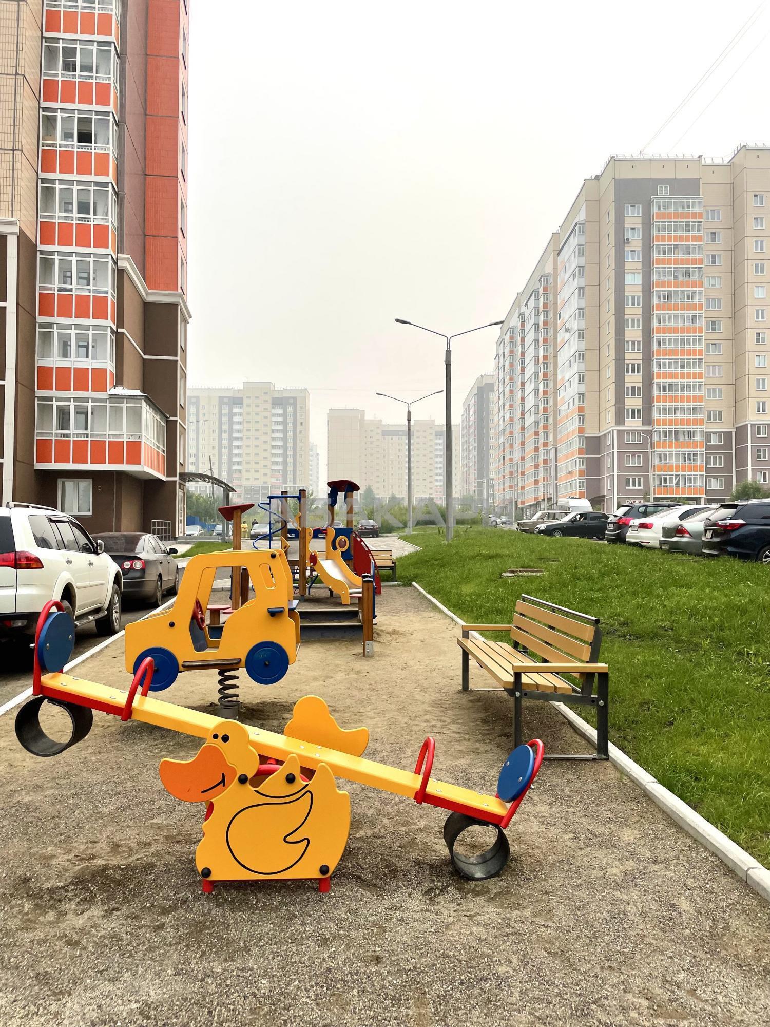 1к квартира улица Чернышевского, 120А 6/12 - 44кв   25000   аренда в Красноярске фото 4