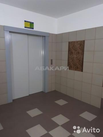1к квартира улица Кутузова, 81А 3/9 - 38кв | 19000 | аренда в Красноярске фото 17