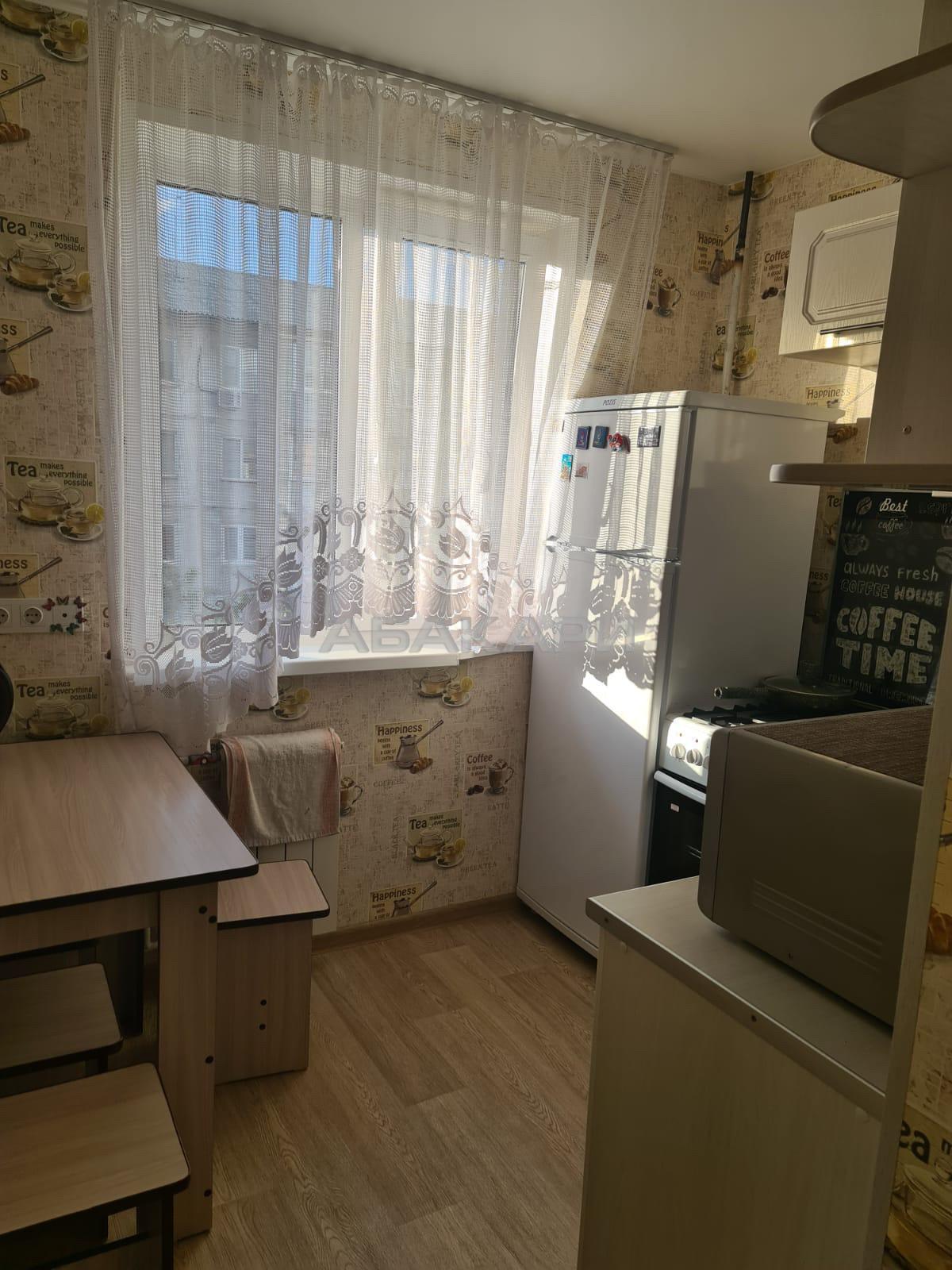 1к квартира улица Александра Матросова, 9Б 4/5 - 31кв | 17000 | аренда в Красноярске фото 4