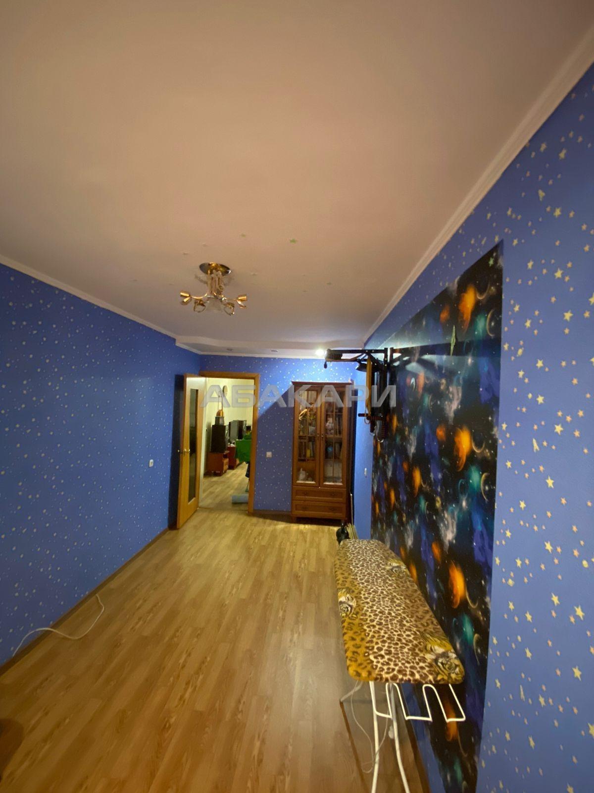 3к квартира Коммунальная улица, 16 2/5 - 60кв   25000   аренда в Красноярске фото 9