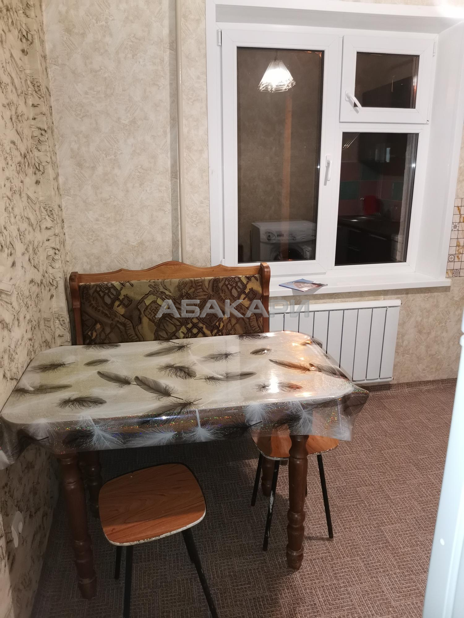 1к квартира улица Гусарова, 33 2/5 - 36кв | 14000 | аренда в Красноярске фото 3