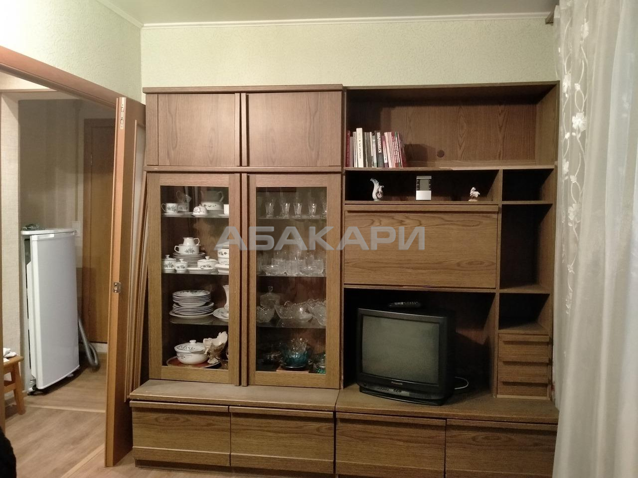 1к квартира улица Гусарова, 68 7/9 - 35кв | 13000 | аренда в Красноярске фото 5