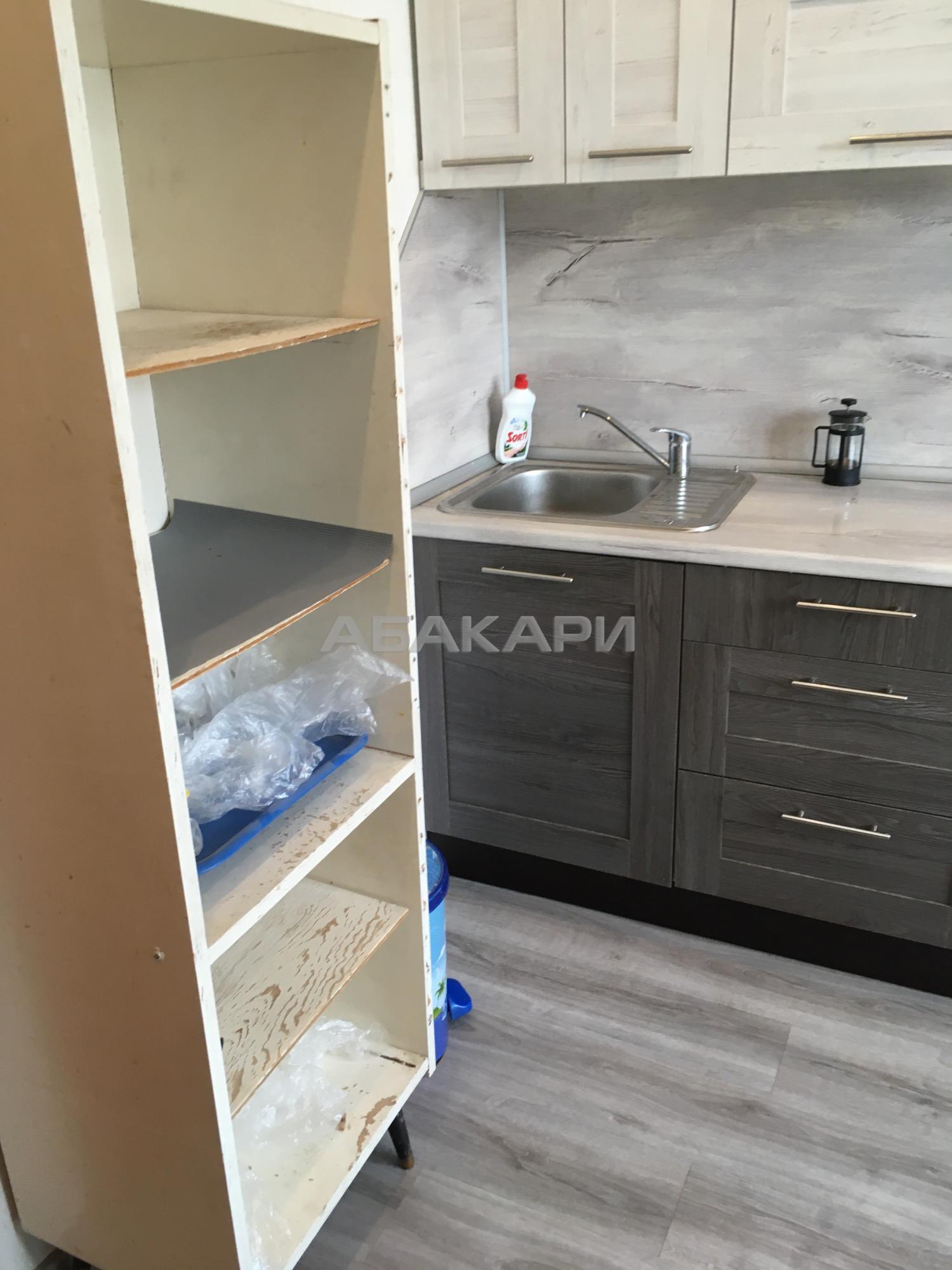 1к квартира улица Алексеева, 25 9/10 - 36кв | 17000 | аренда в Красноярске фото 8