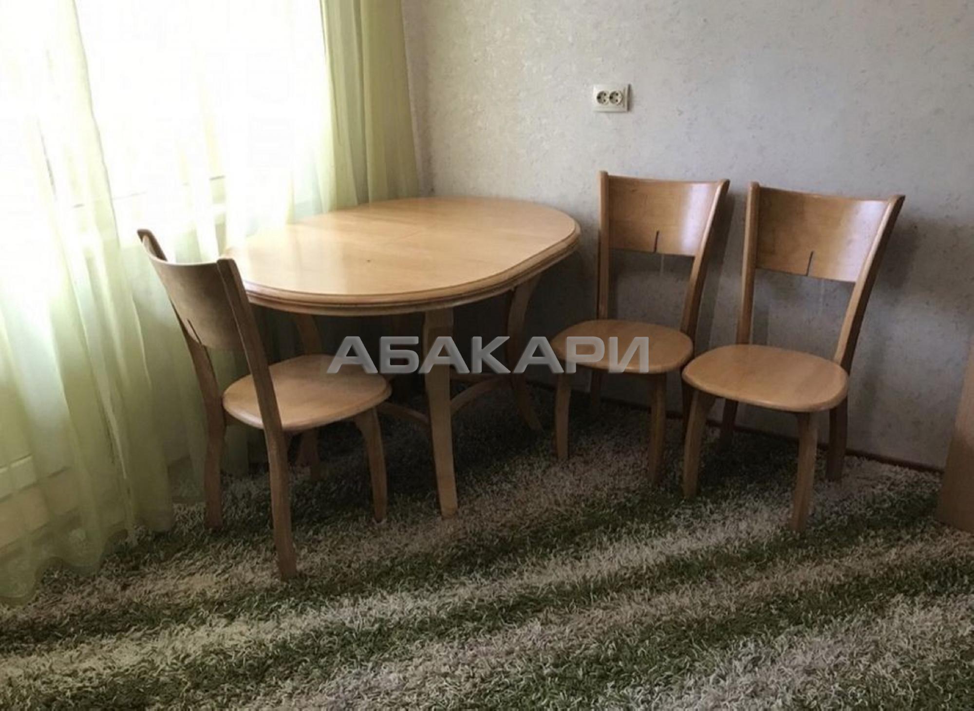 1к квартира улица Александра Матросова, 6 2/5 - 31кв   13000   аренда в Красноярске фото 1