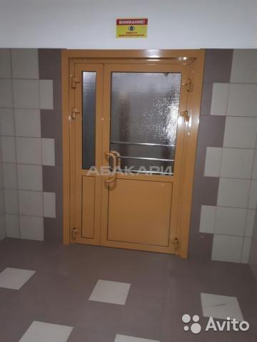 1к квартира улица Кутузова, 81А 3/9 - 38кв | 19000 | аренда в Красноярске фото 18