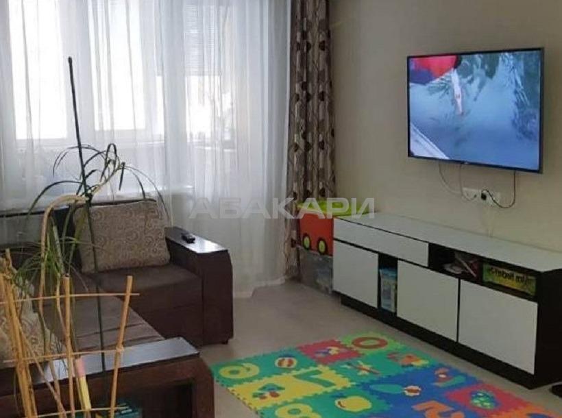 2к квартира Свободный проспект, 30 4/5 - 43кв | 19000 | аренда в Красноярске фото 0