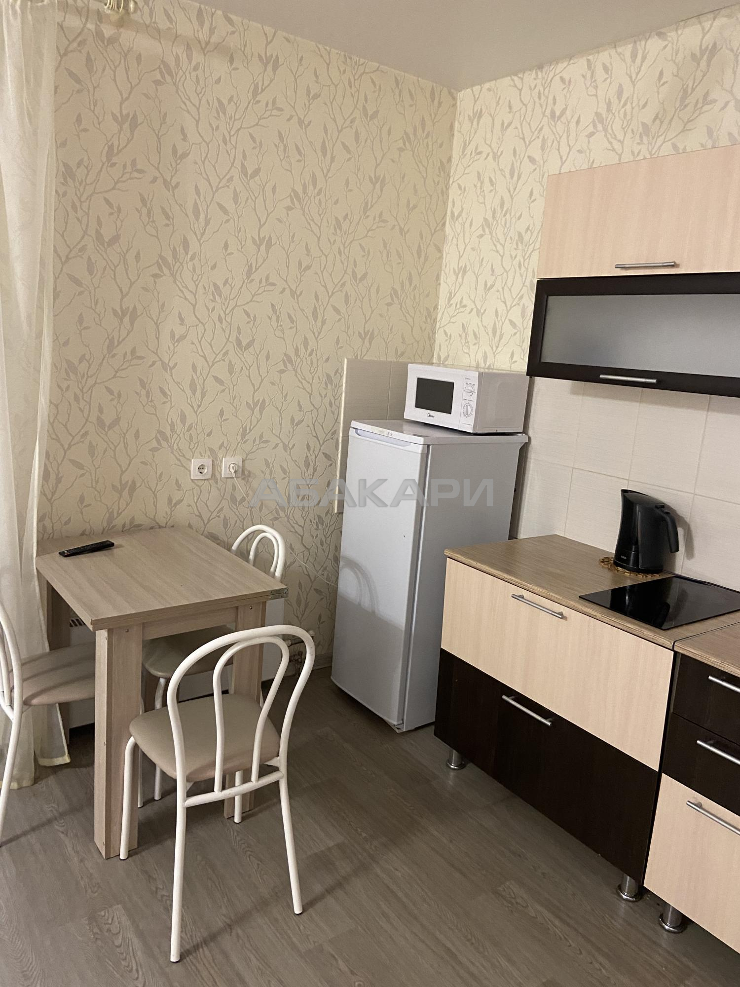 1к квартира улица Алексеева, 46 6/24 - 40кв | 24000 | аренда в Красноярске фото 4