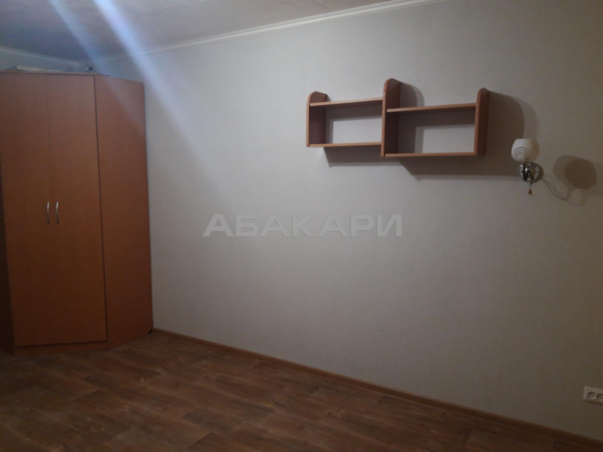 1к квартира улица Корнетова, 6 2/5 - 18кв | 11000 | аренда в Красноярске фото 3