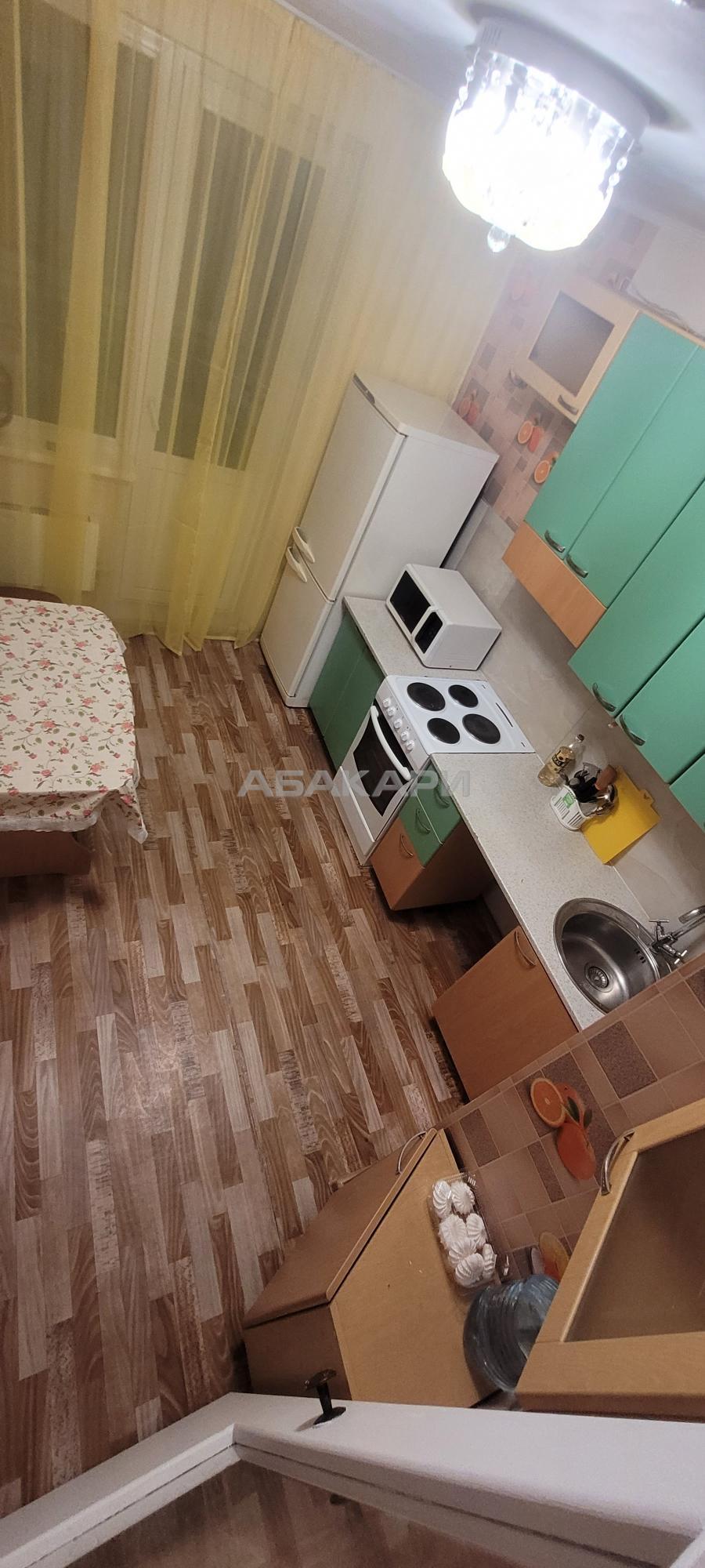 2к квартира Паровозная улица, 5А 3/10 - 50кв   20000   аренда в Красноярске фото 8