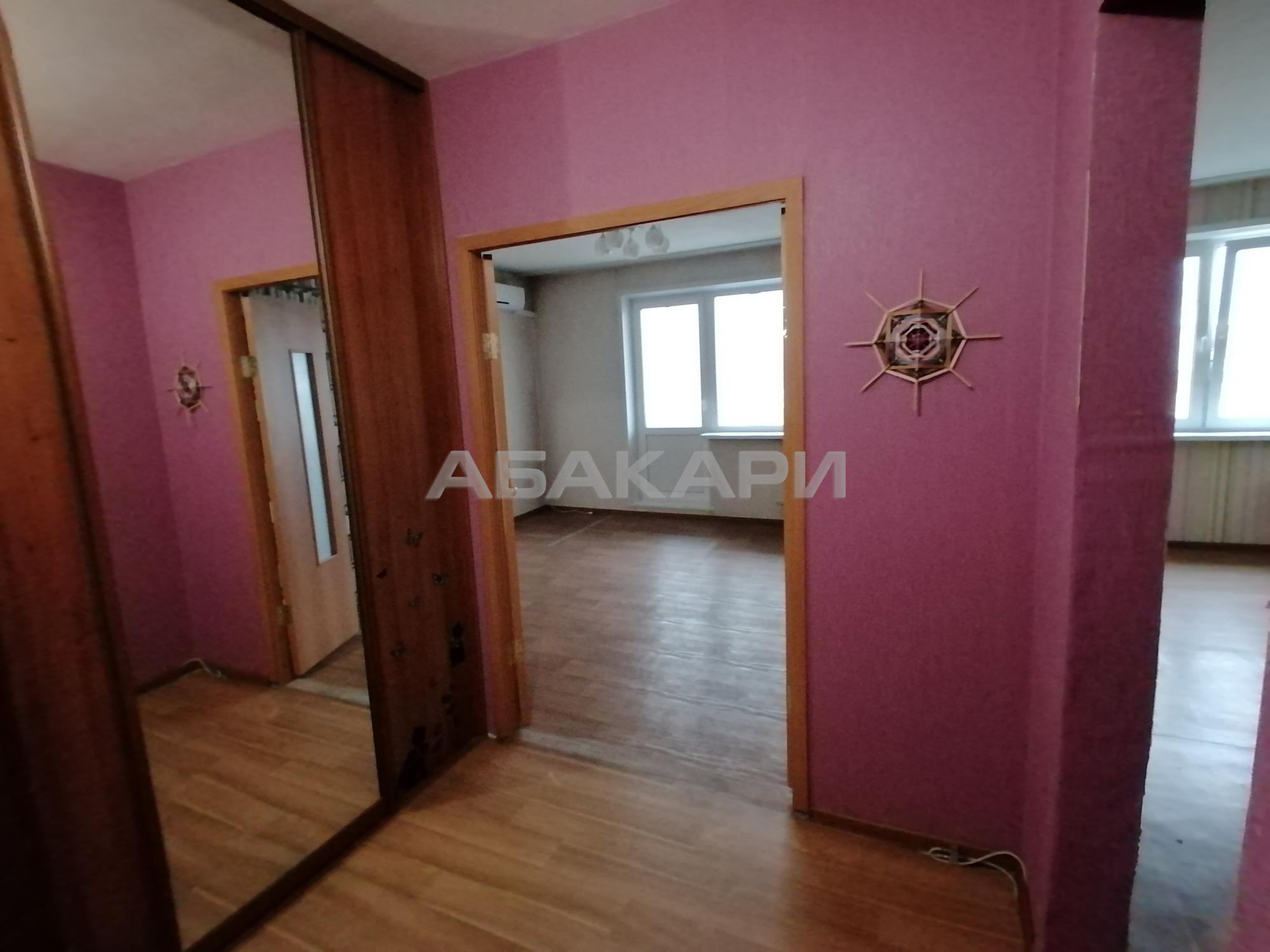 1к квартира улица Мирошниченко, 20 10/10 - 41кв | 14000 | аренда в Красноярске фото 6