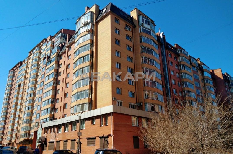 3к квартира улица Толстого, 17 10/11 - 100кв   30000   аренда в Красноярске фото 0